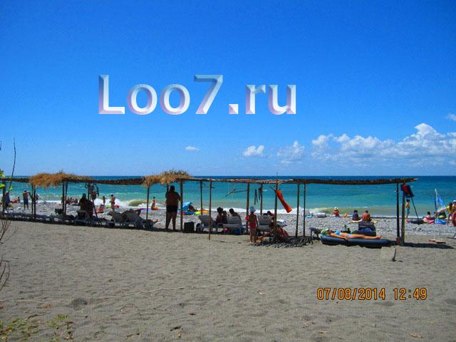 Отдых в Лоо гостиницы у моря фото цены отзывы