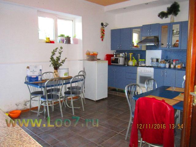 Эллинги в Лоо с кухней в номере, фото, цены, отзывы отдыхающих
