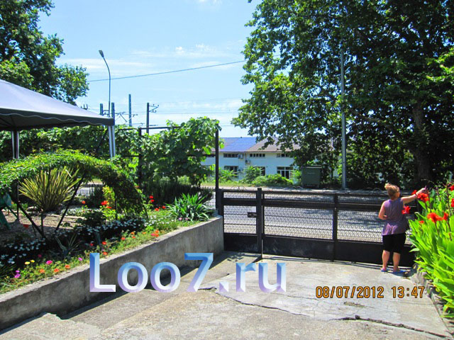 Недорогое жилье в Лоо возле моря частный сектор первая линия