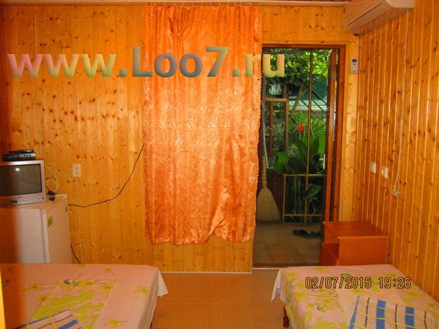 Отдых в Лоо недорого частный сектор отдельные домики