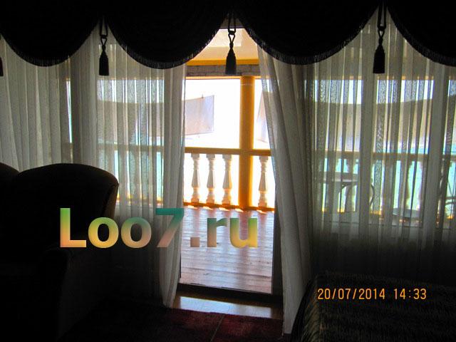 Эллинги в Лоо с отдельным балконом фото